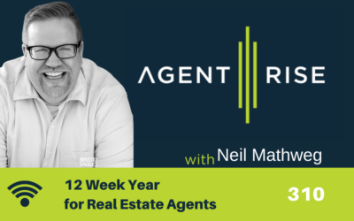 12 Week Year for Real Estate Agents – Episode 310