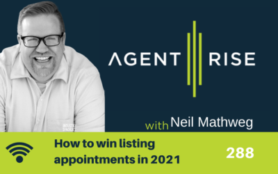 How to win listing appointments in 2021 – Episode 288